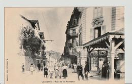 Lausanne - Rue De La Pontaise - VD Waadt