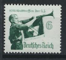 Deutsches Reich 584 ** Postfrisch - Nuevos