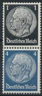 Deutsches Reich Zusammendruck S173 ** Postfrisch - Se-Tenant