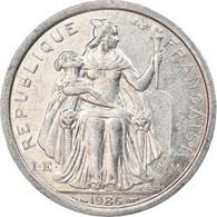Monnaie, French Polynesia, Franc, 1986, Paris, TTB, Aluminium, KM:11 - French Polynesia