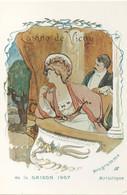 Casino De Vichy (CPM Reproduction Du Programme Artistique De La Saison 1907) - Vichy