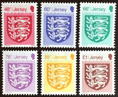 Jersey 2017. Coat Of Arms Of Jersey, Coat Of Arms. Definitives Coat Of Arms.  MNH - Jersey