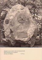 Savoie        H871       Lanslebourg.Monument De Flambeau ( Chien Postal ) - Autres Communes