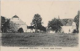 Aillevans : Le Moulin - Autres Communes