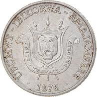 Monnaie, Burundi, Franc, 1976, TTB, Aluminium, KM:19 - Burundi