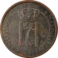 Monnaie, Norvège, Haakon VII, 5 Öre, 1951, Kongsberg, TTB, Bronze, KM:368 - Norway