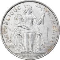 Monnaie, French Polynesia, 5 Francs, 1975, Paris, TTB, Aluminium, KM:12 - French Polynesia