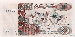 Algérie 200 Dinars (P138) 1992 -UNC- - Algeria
