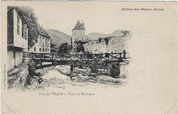 39  Salins Les Bains  -  Tour Du Perroquet - Altri Comuni