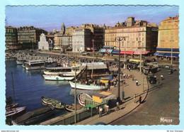 FRANKREICH - Marseille - Alter Hafen -- AK Postcard Cover (2 Scan)(9933AK) - Unclassified
