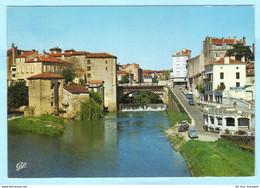FRANKREICH - Mont-de-Marsan -- AK Postcard Cover (2 Scan)(9958AK) - Unclassified
