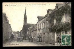 56 - CARENTOIR - LA GRANDE RUE - ARRIVEE ROUTE DE LA GACILLY - Andere Gemeenten