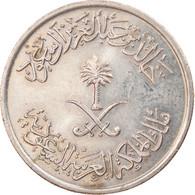 Monnaie, Saudi Arabia, UNITED KINGDOMS, 25 Halala, 1/4 Riyal, 1979/AH1400, SUP - Saudi Arabia