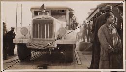 1932 Photo De L'expédition Transsaharienne Camion Saurer Algérie Alger Au Mali à Gao 3025km - Cars