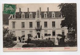 - CPA HOSPICES DE BEAUNE (21) - Hôtel Dieu 1914 - Pavillon De Bahèzre - Editions Ronco - - Beaune