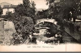83 SOLLIES PONT PONT DE LA SERRE - Sollies Pont