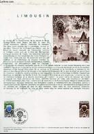 DOCUMENT PHILATELIQUE OFFICIEL N°15-76 - LIMOUSIN (N°1865 YVERT ET TELLIER) - HALEY C. - 1976 - Lettres & Documents