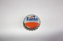 SODACAPS BELGIUM / FRISDRANKDOPPEN BELGIË : Fanta Barchon - Soda
