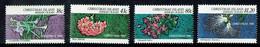Weihnachtsinsel/Christmas Island/Île Christmas 1990, Blüten/Flowers/Fleurs, MiNr. 320 - 323 - Zonder Classificatie