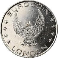Royaume-Uni, Jeton, EURO COIN LONDON, SPL, Laiton - Other