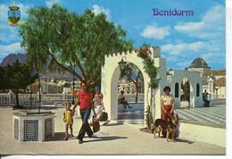 Spagna, Benidorm - Viaggiata Per La Francia (1981) - Non Classés