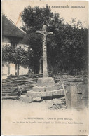 Belonchamp : Croix En Granit De 1349 - Autres Communes