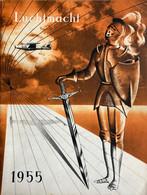 1955 - LUCHTMACHT - Ministerie Van Landsverdediging België - Vliegtuig - Luchtvaart - Piloot - Geschichte