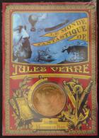 FRX00005.1 - 1/4 € FRANCE - 2005: Le Monde Fantastique De Jules Verne - Sous Blister - France