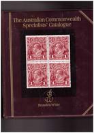 """AUSTRALIA  -  CATALOGO SPECIALIZZATO """" BRUSDEN-WHITE """"   1913-1991 - Sonstige"""