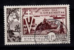 Inde - YV PA 22 Bien Oblitere , Libération - Usados