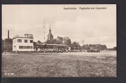 D34 /   Saarbrücken Historischer Neudruck 1972 / Flugplatz - Non Classificati