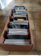 LOT DE 1240 CARTES POSTALES  - CPM ET CPSM  - FRANCE - 500 Postcards Min.