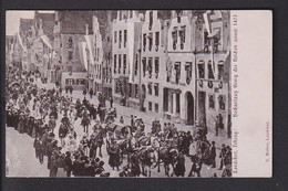 D34 /   Umzug Festzug Landshut Landshuter Hochzeitszug Um 1900 - Unclassified