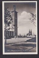 D34 /   Köln , Ausstellung Pressa 1928 , Pressaturm - Unclassified