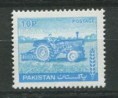 Pakistan ** N° 483 - Série Courante. Tracteur - - Pakistan
