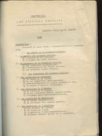 LES ROYAUMES BETSILEO - M. LABATUT - 1966 - Autres