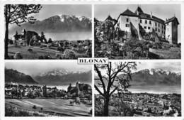 Blonay (Suisse) - Multivues - VD Waadt
