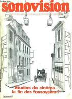 SONOVISION N° 285 SEPTEMBRE 1985. SOMMAIRE: STUDIOS DE CINEMA LA FIN DES FOSSOYEURS, L ENFANCE DES MEDIAS, ASTERIX LA SU - Altre Riviste