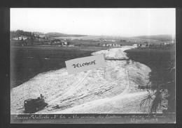 Frasne-Vallorbe   Vue Générale Des Travaux Au Marais Du Doubs - 25 Juillet 1912 - Reproduction - Altri Comuni