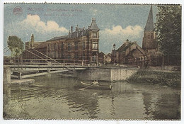X125207 MALINES MECHELEN HANSWIJCKVAART EN BRUG  UITG E. BAEYENS BUELENS MECHELEN - Mechelen