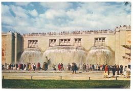 A4044 Lisboa - Fonte Luminosa - The Lighted Fountain / Viaggiata 1966 - Lisboa