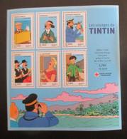 France 2007 BF 109 Feuillet Tintin Neuf - Ongebruikt