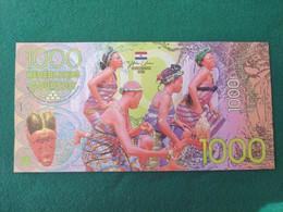 Nederland Guinea 1000 - Unclassified
