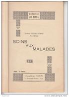 RT27.728   COLLECTION SOINS DONNES AUX MALADES. TEXTES EN ARABE ET FRANCAIS .SEPT SCANS - Other