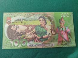 Bank Van Nederlands Ceylon 500 - Unclassified