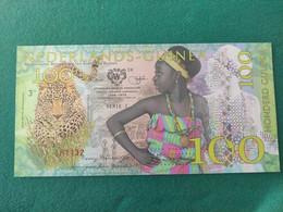 Nederland Guinea 100 - Unclassified