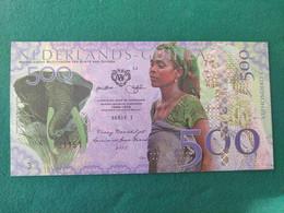 Nederland Guinea 500 - Unclassified
