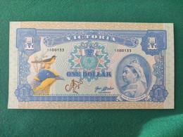 Victoria 1 Dollar - Unclassified