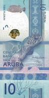 ARUBA P. 21 10 F 2019 UNC - Aruba (1986-...)