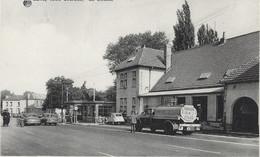 Havay ( Bois Bourdon ) : La Douane ( 2CV - Camion Citerne Vinaigre ) - Quevy